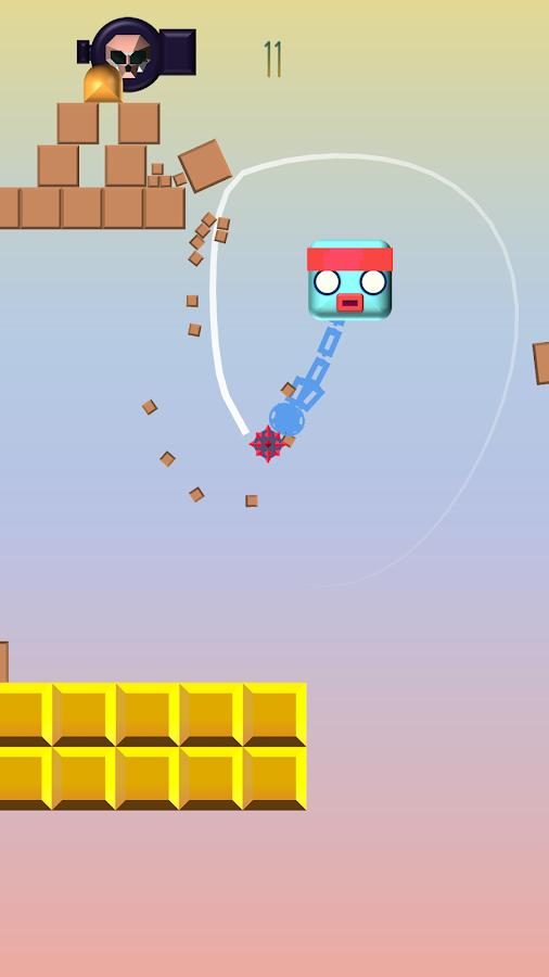 Flail Ninja- screenshot