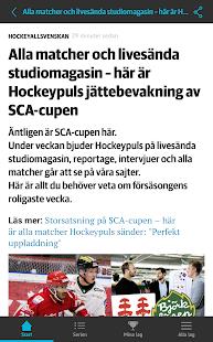 Hockeypuls - náhled
