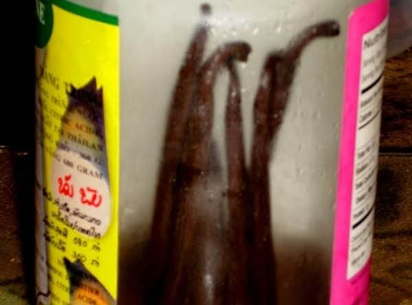 How To Remove Vanilla Beans From The Pod. Recipe