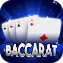 Baccarat!!!!! Free Offline and Online Games icon
