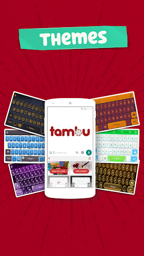 Tambu Keyboard for PC