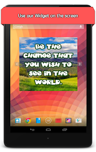 Beautiful Pictures with Quotes - screenshot thumbnail