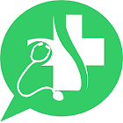 Health E-Chat icon
