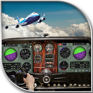 Airplane Driving Simulator for PC and MAC
