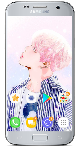 BTS Wallpapers Kpop HD 1.0.3 screenshots 6