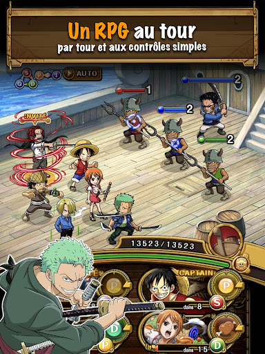 ONE PIECE TREASURE CRUISE fond d'écran 1
