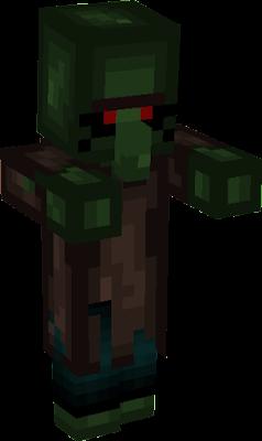 Zombie Villager 2.0, epic! no he probado la skin pero siento que se vera genial Derechos de Autor: Heroe_de_Amor