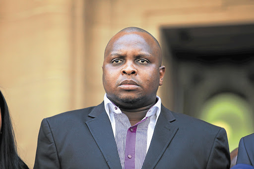 Floyd Shivambu. File photo.