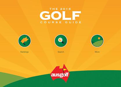 Golf Course Guide Aust Edition screenshot 10