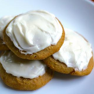 Pumpkin (Butternut Squash) Cookies