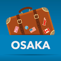 Osaka offline map icon