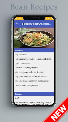 Bean Recipes / string beans recipes vegan 1.0 screenshots 1