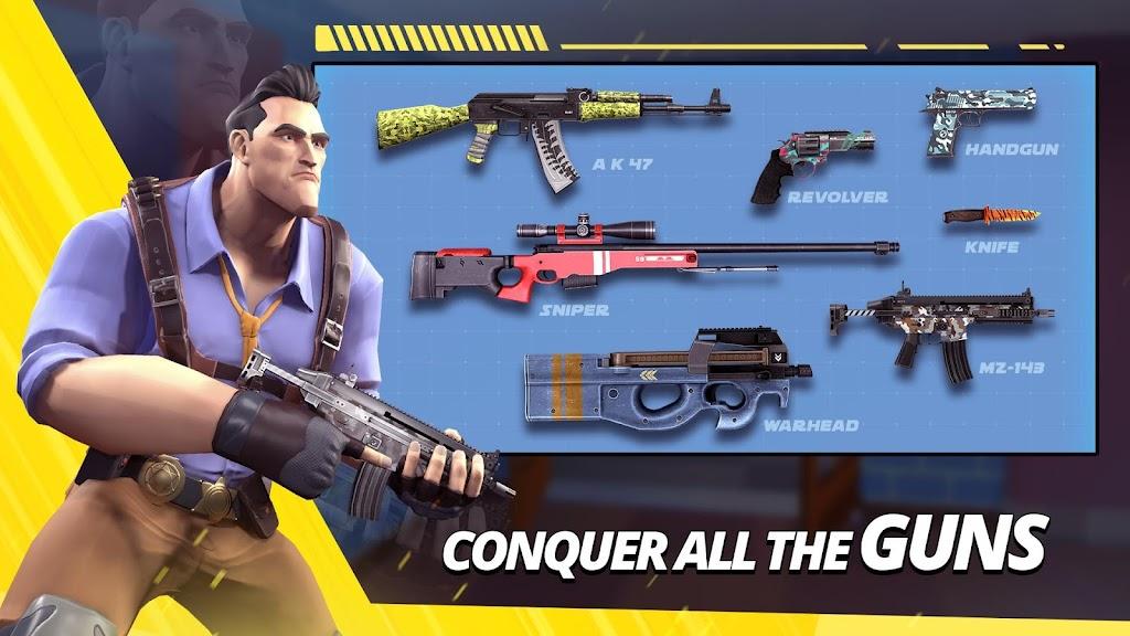 Gun Game - Arms Race  poster 0