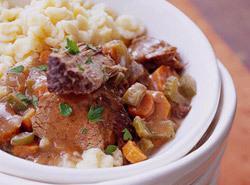 German-style Beef Roast Recipe