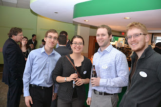 Photo: Student, Adrianne Mitani, Brian, Warren, Cary McGee