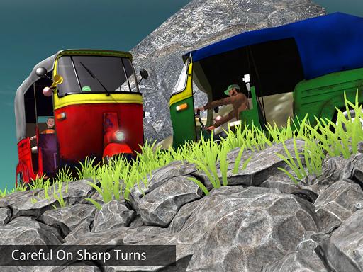 Off Road Tuk Tuk Auto Rickshaw screenshots 19