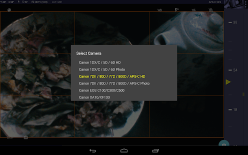 Magic Canon ViewFinder Free- screenshot thumbnail