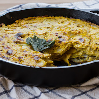 Creamy Vegan Scalloped Potatoes