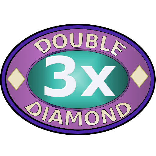 Double Triple Diamond Slots Machine