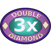 Double Triple Diamond Slots Machine