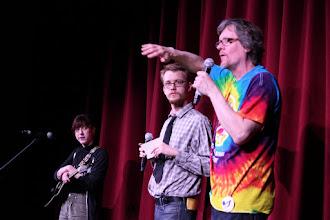 Photo: Charlie Darling, Jake, and John Sinkevics