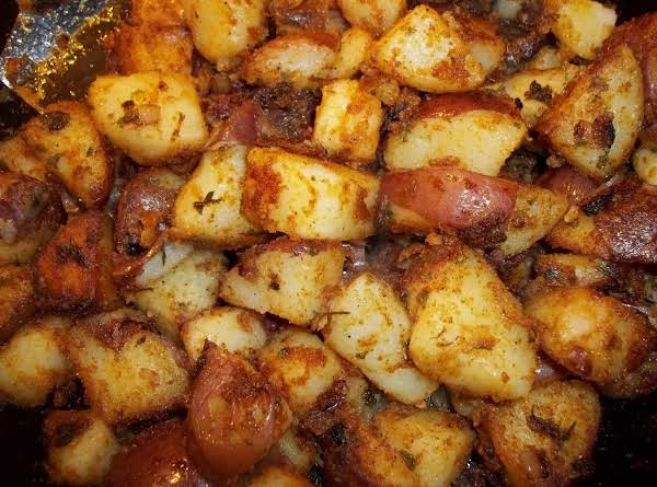 Tasty Red Potatoes -  My Way