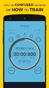 Workout Timer PRO - náhled