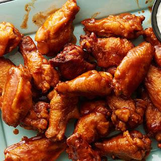 Coca-Cola™ Chicken Wings.