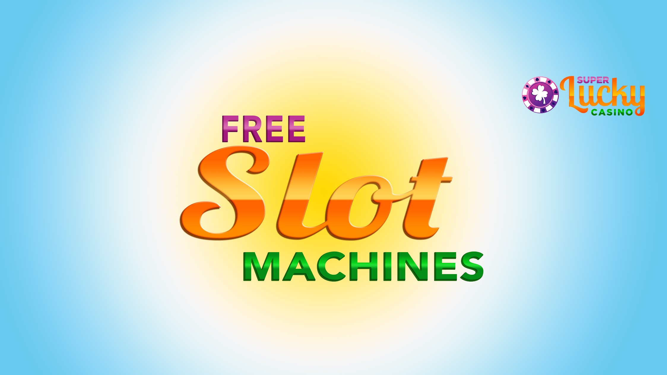 SLOTS! Free Slot Machines by Super Lucky Casino