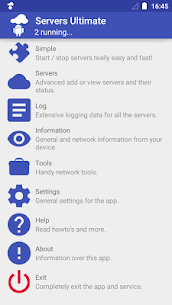 Servers Ultimate Pro 7.7.52 Mod + Data Download 1