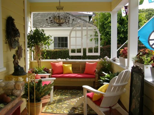 89+ Porch Design Ideas