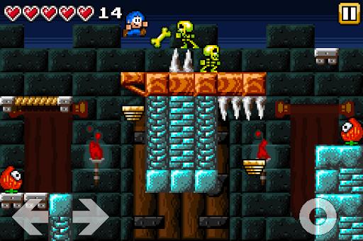 Bloo Kid screenshot 8