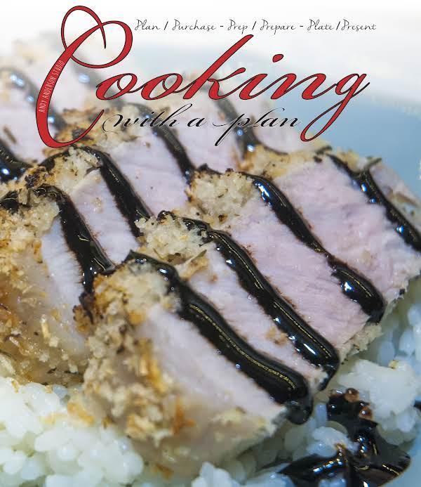 Pork Essentials: Loin Chops W/balsamic Reduction Recipe