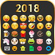 Emoji Keyboard Cute Emoticons - Theme, GIF, Emoji apk