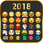 Teclado Emoji Emoticonos Lindo icon