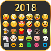 Teclado Emoji Belos Emoticons