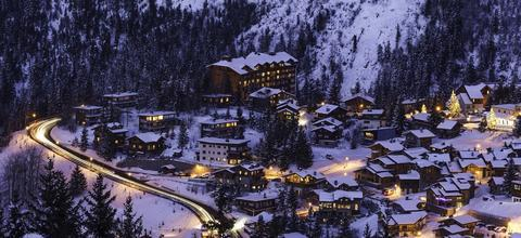 VTR voyages station de ski famille enfants