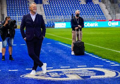 """John van den Brom satisfait : """"Nous avons contrôlé le match du début à la fin"""""""