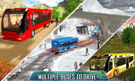 Hill Tourist Bus Driving 1.3.2 screenshot 676961
