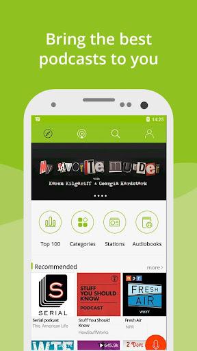Podcast App & Podcast Player - Podbean 7.3.6 screenshots 1