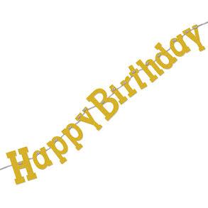 Girlang, Happy Birthday Gold