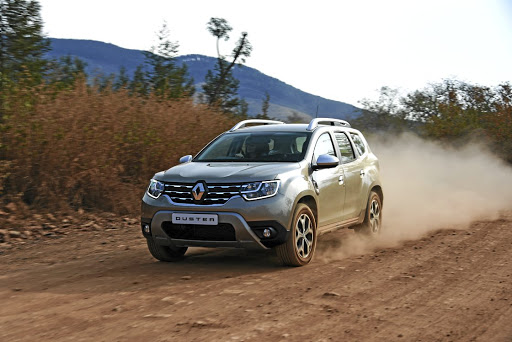 The Renault Duster offers offroad ability due to hill descent control and higher ground clearance.