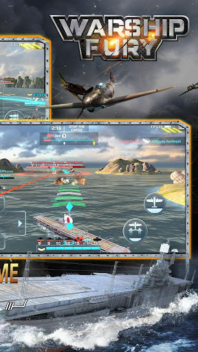 Warship Fury-the best naval battleships game. 2.0.3 de.gamequotes.net 4