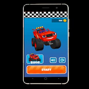 Blaze pro racing Game - náhled