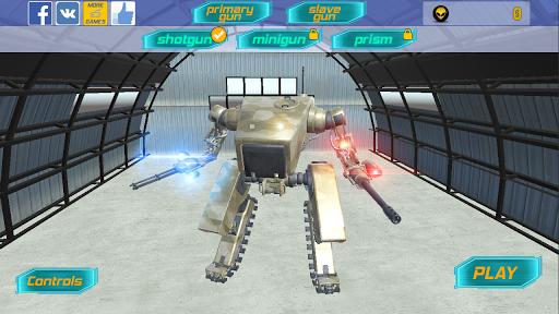 Télécharger Gratuit Robots at War APK MOD (Astuce) screenshots 1