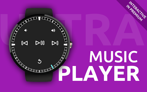 Ultra Watch Face- screenshot thumbnail