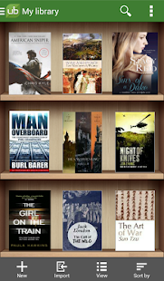 Universal Book Reader- screenshot thumbnail