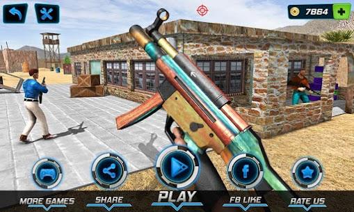 Combat Shooter 2 Modern FPS Shooting Warfare 2020 MOD (No Ads) 1