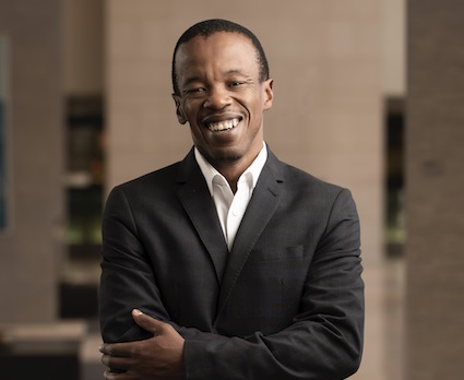 Dr Setumo Mohapi, MEA Managed Networks and Collaboration Services Executive, Dimension Data.