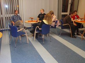 """Photo: Adventní koncert """"Koncert rocku roku"""". Odpolední příprava na koncert v Kulturním domě K-Trio v Ostravě-Hrabůvce."""